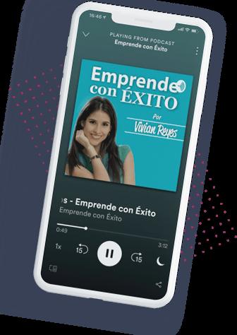 Podcasts de Vivian Reyes